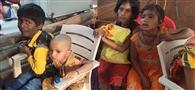 औरंगाबाद में देव छठ मेला में मची भगदड़, कुलचलकर दो बच्चों की मौत