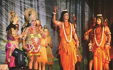 Ramlila Committee Operators Said Whether Ramlila Or Not But Dussehra Will  Definitely Be Celebrated - Meerut News