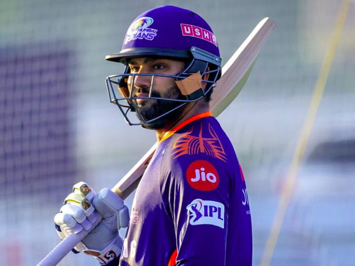 IPL 2020 KXIP Vs MI Rohit Sharma Is Just 2 Runs Away From Completing 5000 IPL Runs- Inext Live