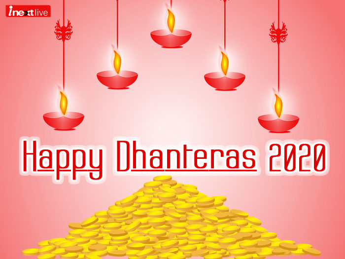 Happy Dhanteras 2020 Wishes, Images, Quotes, Status, Greetings, SMS,  Messages, Shayari, Photos, Wallpaper, GIF, Facebook And WhatsApp Status To  Share For Dhanteras Puja 2020 Wishes- Inext Live