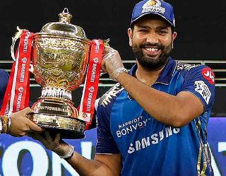पांचवां IPL जीतने के बाद क्या रोहित शर्मा को बनाया जाएगा टीम इंडिया का कप्तान