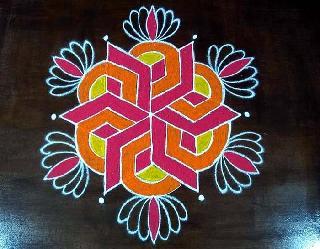 Pongal Rangoli-Kolam Designs 2021: पोंगल पर सबसे आसान रंगोली से सजाएं अपना घर और त्योहार को बनाएं यादगार