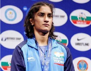 विनेश फोगाट को WFI ने अस्थायी रूप से किया सस्पेंड, ओलंपिक में जमकर की अनुशासनहीनता