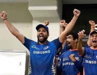 IPL जीतने के बाद पहली बार बोले रोहित, खोला जीत का राज