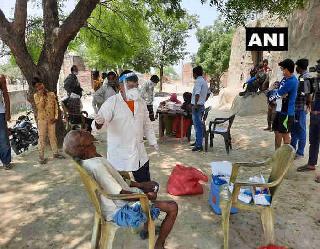 Coronavirus In India: नए मामलों में आई कमी पिछले 24 घंटे में 2,81,386 केस, एक दिन में 4,106 लोगों की माैत