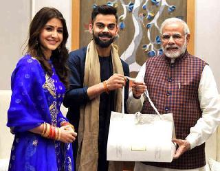 विराट कोहली व सचिन ने पीएम मोदी को दी जन्मदिन की शुभकामनाएं, युवराज समेत इन क्रिकेटर्स ने भी विश किया बर्थडे