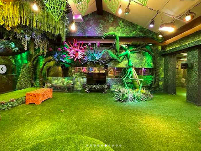 Bigg Boss 15 Inside This Year Jungle Themed House See Pics- Inext Live