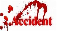 डीसीएम की टक्कर से स्कूटी सवार की मौत