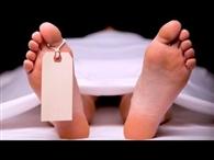 ट्रैक्टर ट्राली की टक्कर में एक की मौत