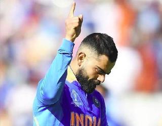Virat Kohli Instagram: 100 मिलियन फाॅलोवर्स वाले दुनिया के पहले क्रिकेटर बने विराट कोहली