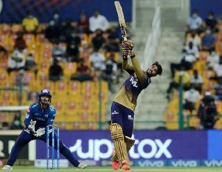 IPL 2021: पहले दाएं हाथ से बैटिंग करते थे वेंकटेश अय्यर, 'गांगुली' की काॅपी करते-करते बने लेफ्टी