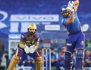 IPL 2021: किसी एक टीम के खिलाफ 1000 आईपीएल रन बनाने वाले पहले बल्लेबाज बने रोहित शर्मा