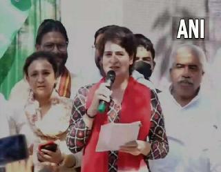 UP : प्रियंका गांधी 31 अक्टूबर को गोरखपुर में संबोधित करेंगी 'प्रतिज्ञा रैली'