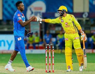IPL 2020 : दिल्ली कैपिटल्स ने CSK को 44 रनों से हराया, IPL के इस सीजन में DC ने दर्ज की लगातार दूसरी बार जीत