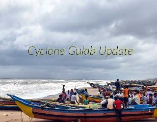 Cyclone Gulab Update: चक्रवाती तूफान 'गुलाब' को लेकर कई राज्यों में हाई अलर्ट, एक दर्जन ट्रेनें कैंसिल, स्कूल कॉलेज भी बंद