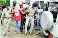 दिल्ली में होटल के सीसीटीवी फुटेज  मे दिखे विधायक, पुलिस ने किया जब्त