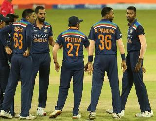 Ind vs SL दूसरा टी-20 हुआ स्थगित, क्रुणाल पांड्या पाए गए कोरोना पाॅजिटिव