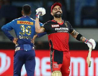 विराट कोहली ने रचा इतिहास, टी-20 क्रिकेट में 10000 रन बनाने वाले पहले भारतीय बल्लेबाज
