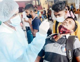 Coronavirus In India : लगातार दूसरे दिन 20 हजार से कम मामले, एक्टिव केस भी कम हुए