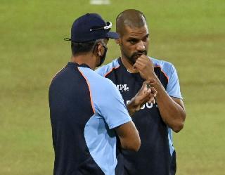 Ind vs SL: शिखर धवन बोले- टीम में थी खिलाड़ियों की कमी, फिर भी खेलने का लिया फैसला