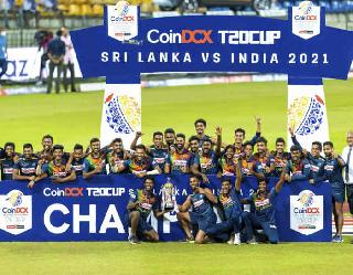 Ind vs SL 3rd T20I Highlights: पहली बार भारत के खिलाफ टी-20 सीरीज जीती श्रीलंका, बनाया ये रिकाॅर्ड