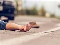 कार व पिकअप टक्कर में आठ घायल