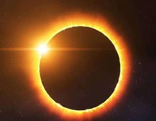 Happy New Year 2021: नए साल में पड़ेंगे दो सूर्यग्रहण व दो चंद्रगहण