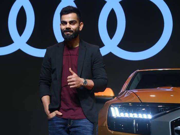 तस्वीरें : ऑडी की crossover suv q8 भारत में लाॅन्च,विराट कोहली भी मौजूद