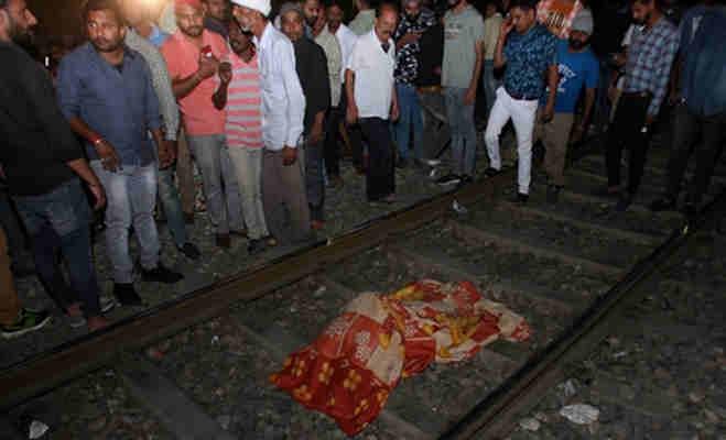 अमृतसर में रावण दहन में काल बनी ट्रेन 60 की मौत कई घायल,आर्थिक मदद का ऐलान,देखें अब तक का अपडेट
