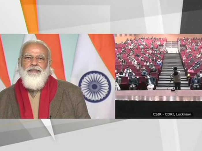 PM Narendra Modi Inaugurates National Atomic Timescale And Bhartiya  Nirdeshak Dravya Via Video Conferencing- Inext Live