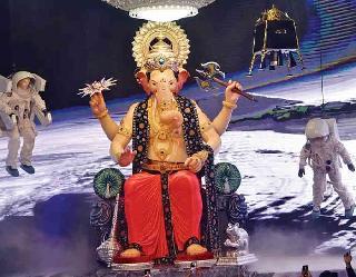 मुंबई : लालबागचा राजा गणेशोत्सव मंडल 4 फीट की मूर्ति करेगा स्थापित, कोविड-19 प्रोटोकॉल का होगा पालन