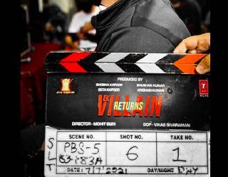 'Ek Villain Returns' की शूटिंग शुरु, तारा सुतारिया के साथ नजर आए अर्जुन कपूर