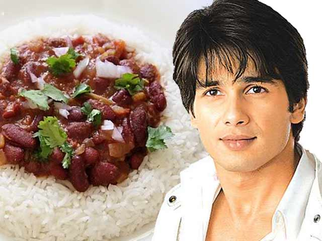 Shahid Kapoor Favourite Food Is Rajama Chawal- Inext Live