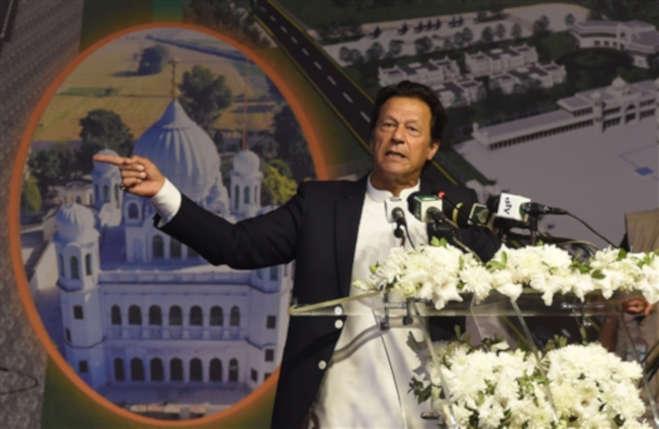 करतारपुर/पाक कॉरिडोर : पाकिस्तानी जनरल से मिला भारत का दुश्मन