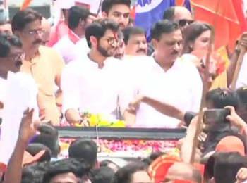 Maharashtra Worli election Final result 2019: पहली बार चुनाव लड़े शिवसेना के आदित्य ठाकरे 67 हजार वोटों से जीते