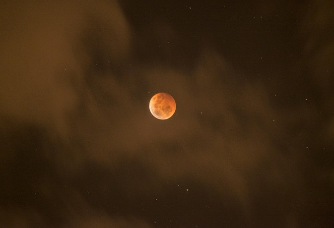 सदी का सबसे बड़ा चंद्र ग्रहण आज,जानें सूतक काल,क्या न करें?