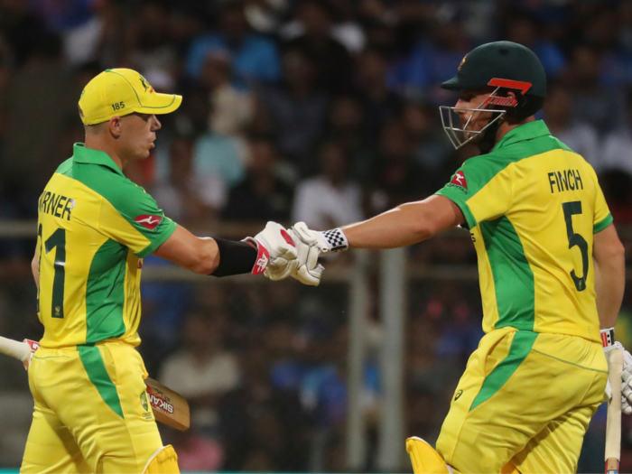 india vs australia 1st odi highlights: भारत को हराकर ऑस्ट्रेलिया ने बनाए ये 5 वर्ल्ड रिकाॅर्ड