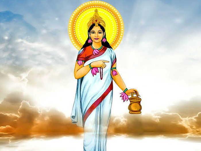 Navratri 2019 Day 2 How To Worship Maa Brahmacharini Puja Vidhi And Bhog- Inext Live