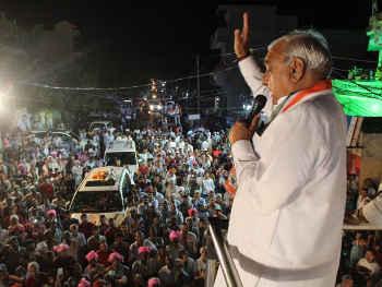 Haryana Garhi Sampla Kiloi election final result 2019: फिर चमका भूपिंदर सिंह हुड्डा का सितारा, 58 हजार से अधिक वोटों के अंतर से जीते