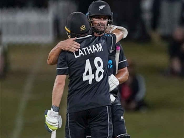 india vs new zealand 3rd odi match report तीसरे मैच में जीत के साथ न्यूजीलैंड ने किया क्लीनस्वीप