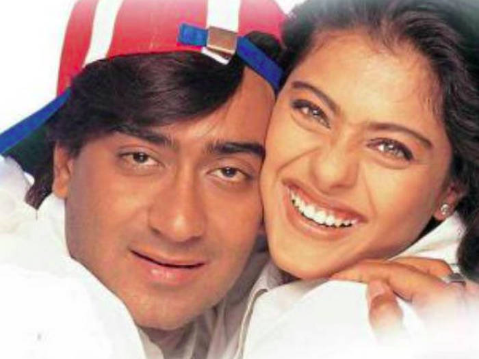 Ajay Devgan Tweet A Message For Fans And Kajol On Ishq Completed 22 Years- Inext Live