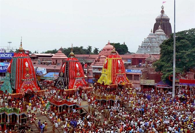 रथ-यात्रा विशेष: मुक्तिदायिनी है भगवान जगन्नाथ का धाम,जहां मिट जाते हैं सारे भेद