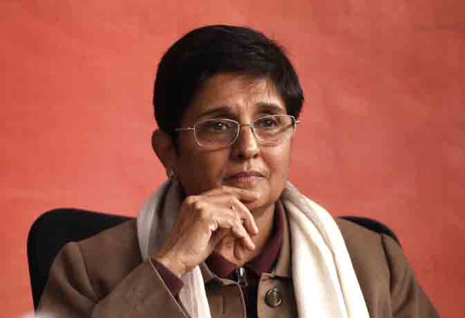 Journey Of Kiran Bedi As Ips Officer To Governor Of Puducherry- Inext Live