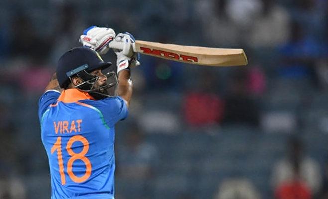 2015 को छोड़ दें तो पिछले आठ सालों से भारत के लिए सबसे ज्यादा रन बनाए कोहली ने