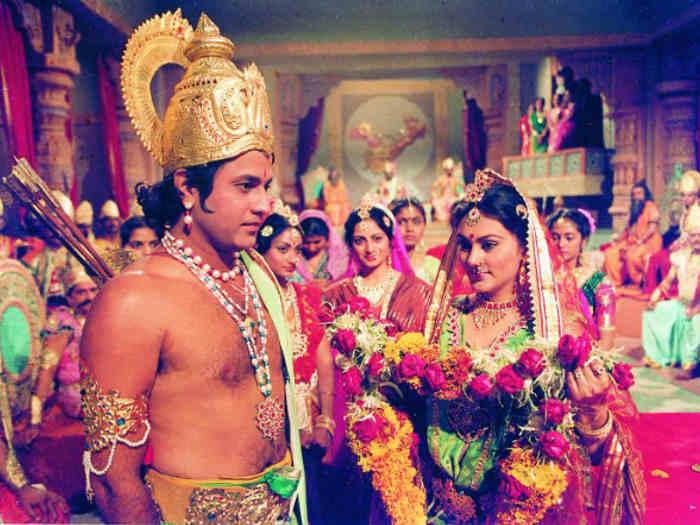 Ramayana To Return To TV Screens Beginning Saturday Sita Aka Deepika  Chikhalia And Other Artist Share Shooting Experience- Inext Live