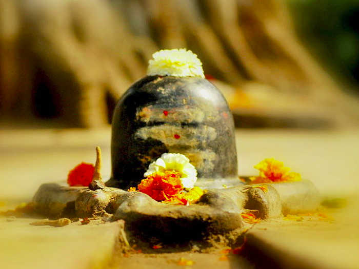 Shivling Carvings On Sandstone Found At Ram Janmabhoomi Site Temple Trust-  Inext Live